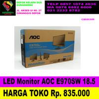 LED Monitor AOC E970SW 18.5