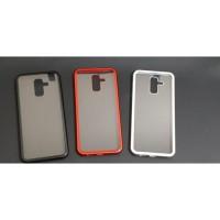 Samsung a6  / a6 PLUS 2018 Premium 2 in 1 magnetic phone case