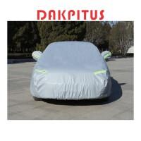 Dakpitus Car Body Cover Sarung Baju Selimut Mobil Bahan Peva Tebal -