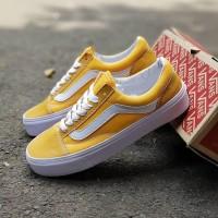 Sepatu Vans Oldskool yellow import