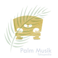 Bridge Biola/Violin Ukuran 1/4 1/2 3/4 4/4