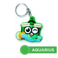 Gantungan Kunci Tokopedia Aquarius
