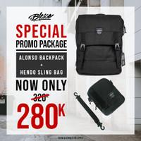 Blesco - Buy 1 Get 2 - Backpack - Tas Ransel - Tas Casual - Tas Laptop
