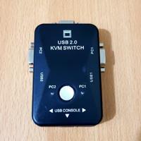 SKU-1008 KVM SWITCH 2 PORT USB