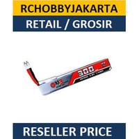 Gaoneng 300mah 1s 30C/60C LiHV Lipo battery e011 tinywhoop