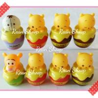 mainan Action figure topper kue ulang tahun karakter winnie the pooh