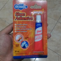 Lem sepatu - shoe adhesive BOSSIL