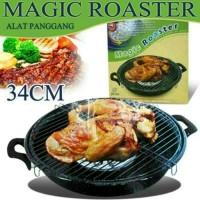MASPION MAGIC ROASTER 34 Cm - Pemanggang - Panggangan - Alat Panggang