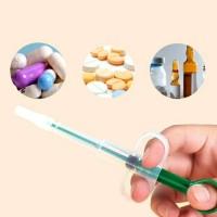 Feeding Kit - Pelontar Pil / Alat Bantu Minum Obat Kucing Anjing dll