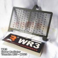 Cover Radiator WR3 R25 New R25 Aluminium
