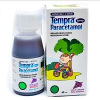 tempra syrup 60ML