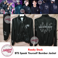 Bomber Jacket BTS Speak Yourself