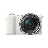 Sony Alpha A5100 Kit 16-50mm f/3.5-5.6 OSS / ILCE-5100L - WHITE