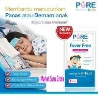 pure kids fever free
