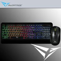 ALCATROZ Keyboard Mouse Combo XPLORER 7770 LFX