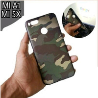 Xiaomi Mi A1 Softcase Army