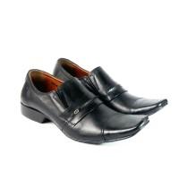 pantofel pria asli kulit Sepatu kerja formal