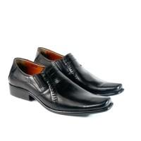 sepatu pantofel asli kulit Sepatu kerja pria