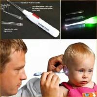 RSB Alat Pembersih Telinga / Flashlight Earpick Led /Korek Kuping Led