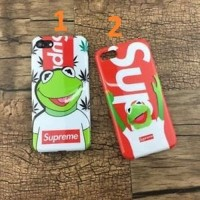 CASE / CASING SUPREME KREMIT SOFTCASE GLOSSY IPHONE 8