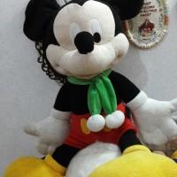 Boneka Mickey mouse winter disneyland | Baru!!