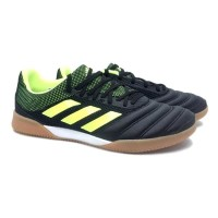 Sepatu Futsal Adidas Copa 19.3 IN Sala - Cblack/Syello