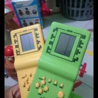 Best Pirice!!! Gameboy / Gamebot / Brick Game / Game Jadul Mainan Anak
