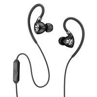 ORIGINAL JLAB EPIC2 Sport Headset Bluetooth Earphone Waterproof - BLAC