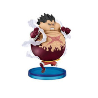 One Piece WCF Battle of Luffy Whole Cake Island 01 Tankman Luffy Ori M