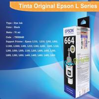Tinta Epson 664 T664 Original Ink Refill Printer L110 L120 L130 L210