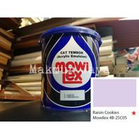 Mowilex Emulsion Raisin Cookies Tinting Cat Tembok Interior
