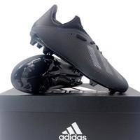 Sepatu Bola Adidas X 19.3 FG Core Black F35381 Original BNIB