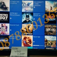 PS4 PRO 1TB FULL GAME PS4 VR, GARANSI RESMI SONY INDONESIA 2 TAHUN