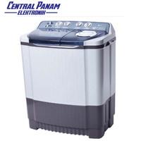 LG - Mesin Cuci 2 Tabung 9kg & 40 P905R& 41 - Central Panam Elektronik