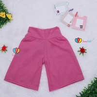 Kulot Polos Uk. 7-8 Tahun / Celana 3per4 Anak Perempuan Skirt Pendek