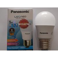 Lampu LED Panasonic NEO 5 watt