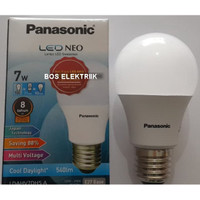 Lampu LED Panasonic NEO 7 watt