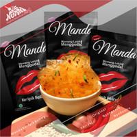 TERLARIS & TERPERCAYA Distributor MANDA Keripik Beling Singkong Plihan