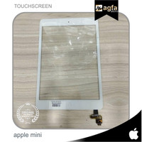 Apple Ipad mini + ic / Touchscreen / Digitizer / Kaca / Gorilla Glass