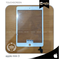 TOUCHSCREEN IPAD MINI 3 + IC Digitizer Kaca Gorilla Glass LAYAR SENTUH