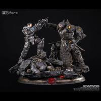 Tsume Art Marcus vs General RAAM (Gears of War) 1/6