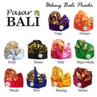 Udeng Bali Jadi Prada Besar