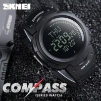 Jam skmei 1231 compas watch original kompas bergaransi free paper box