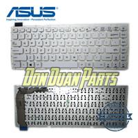 Keyboard Laptop Asus X441SA X441S X441 X441SC X441U A441U X441UA Putih