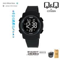 Q&Q QnQ QQ Original Jam Tangan Pria Digital Casual - M122 M122J