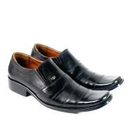 pantofel asli kulit Sepatu kerja formal