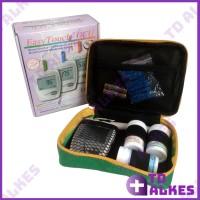 Alat Easytouch GCU Test Glucose Uric Acid Cholesterol Easy Touch 3in1