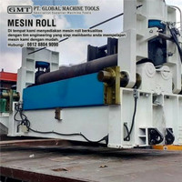 Mesin Roll Plat Murah dan Terpercaya
