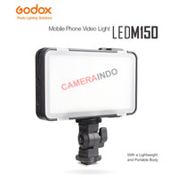 LED GODOX M150 VIDEO Light VLOG Smartphone Mirrorless