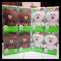 Flash Sale Boneka Line Brown & Cony Plush Doll Original 35Cm (With